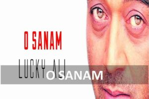 Guitar Chords of O Sanam