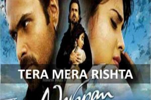 Guitar Chords of tera mera rishta