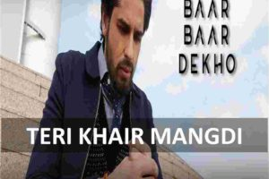CHORDS OF TERI KHAIR MANGDI