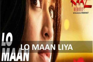 guitar chords of lo maan liya