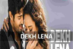guitar chords of dekh lena