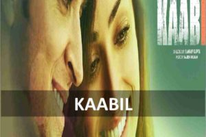 GUITAR CHORDS OF KAABIL