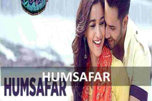 guitar chords of humsafar