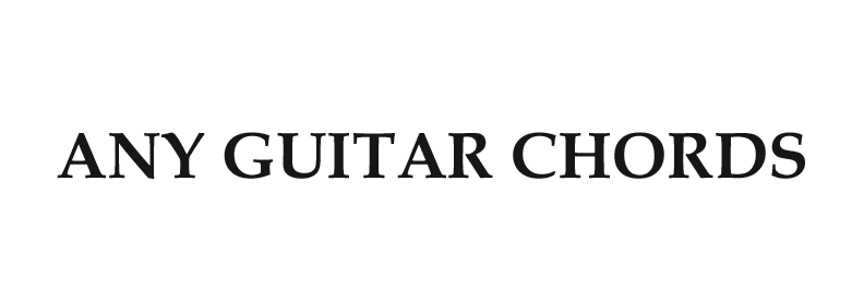 ANY GUITAR CHORDS