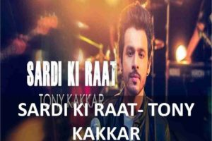 GUITAR CHORDS OF SARDI KI RAAT