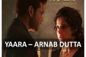 guitar chords of yaara 1921