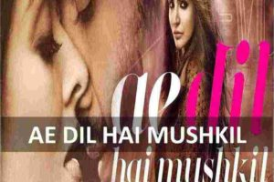 CHORDS OF AE DIL HAI MUSHKIL