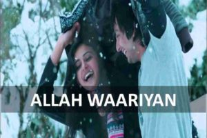 CHORDS OF ALLAH WAARIYAN