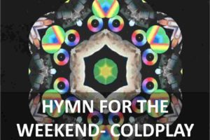 CHORDS OF HYMN FOR THE WEEKEND