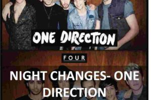 CHORDS OF NIGHT CHANGES