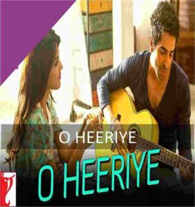 CHORDS OF O HEERIYE
