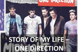 CHORDS OF STORY OF MY LIFE
