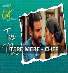 CHORDS OF TERE MERE
