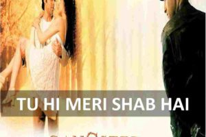 CHORDS OF TU HI MERI SHAB HAI