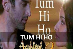 CHORDS OF TUM HI HO
