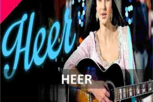 CHORDS OF HEER HEER