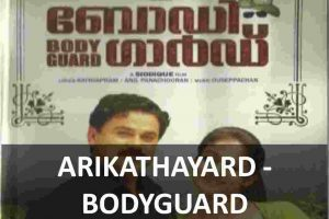 CHORDS OF ARIKATHAYARD