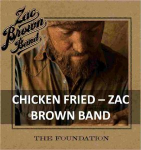 CHORDS OF CHICKEN FRIED