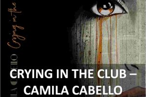 chords of crying in the club