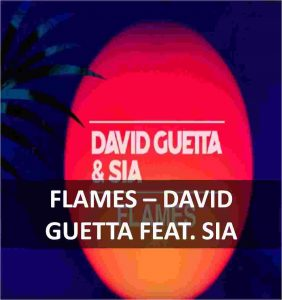 David Guetta - Flames (feat. Sia)