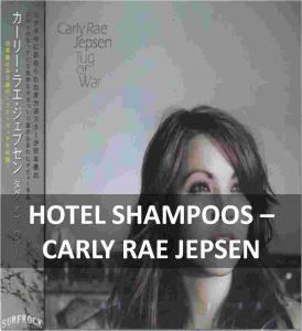 CHORDS OF HOTEL SHAMPOOS