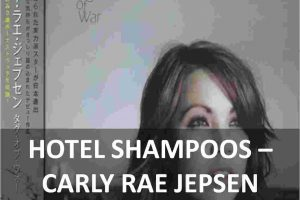 CHORDS OF HOTEL SHAMPOOS