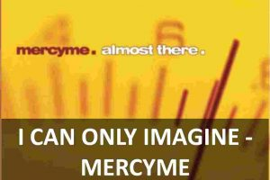 CHORDS OF I CAN ONLY IMAGINE