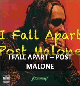 CHORDS OF I FALL APART