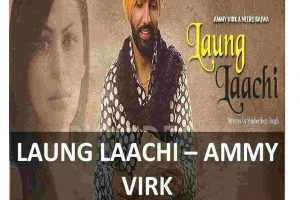 CHORDS OF LAUNG LAACHI
