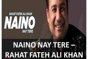 CHORDS OF NAINO NAY TERE