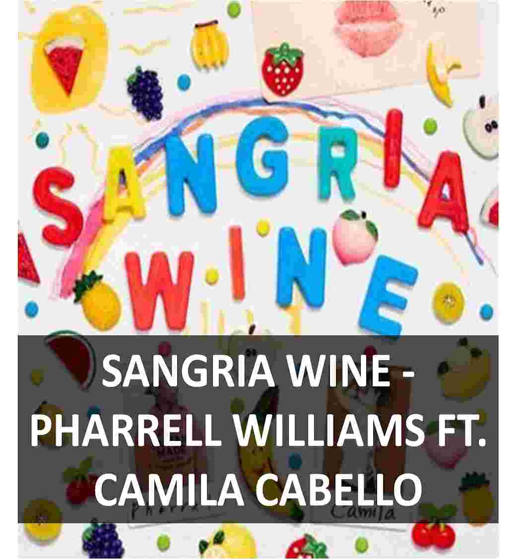CHORDS OF SANGRIA WINE