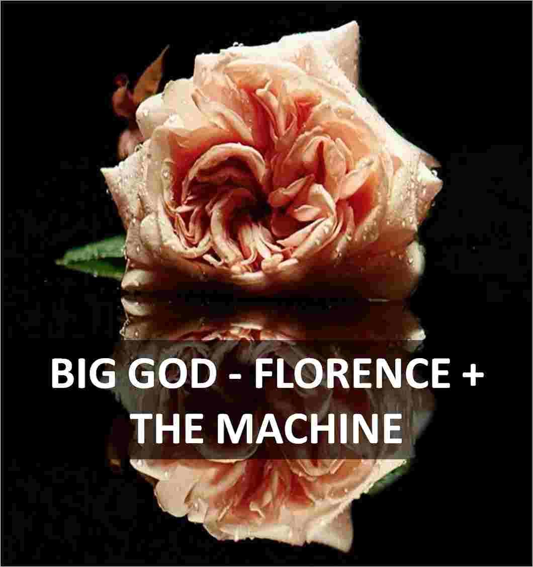CHORDS OF BIG GOD