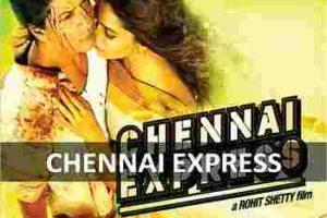 CHORDS OF CHENNAI EXPRESS