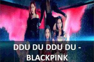 CHORDS OF BLACKPINK