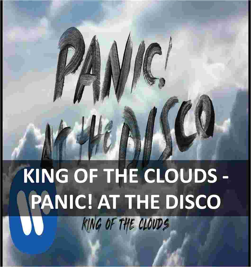 CHORDS OF KING OF THE CLOUDS
