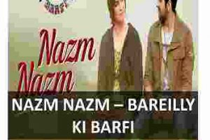 CHORDS OF NAZM NAZM