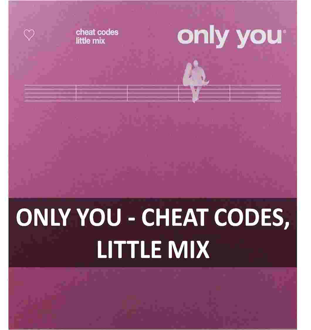 CHORDS OF ONLY YOU