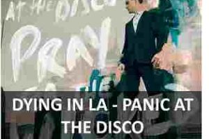 cHORDS OF DYING IN LA