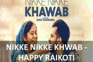 CHORDS OF NIKKE NIKKE KHWAB