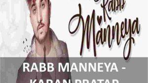 chords of rabb manneya