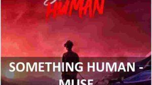 CHORDS OF SOMETHING HUMAN