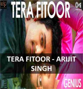 chords of tera fitoor
