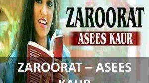 CHORDS OF ZAROORAT