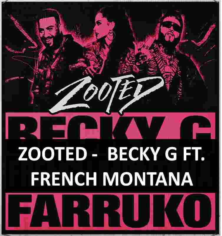 Chords of ZOOTED - BECKY G