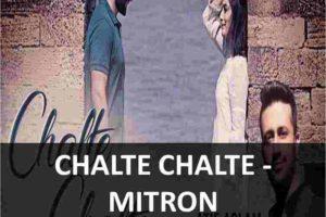 CHORDS OF CHALTE CHALTE