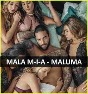 CHORDS OF MALA MIA