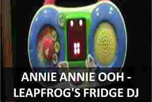 CHORDS OF ANNIE ANNIIE OOH