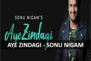 CHORDS OF AYE ZINDAGI