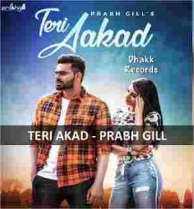 CHORDS OF TERI AKAD