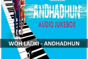 CHORDS OF WOH LADKI